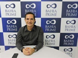 Cezar Almeida no Bahia Prime